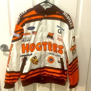 Hooters jacket